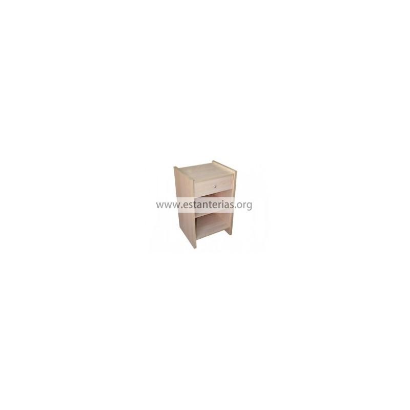 Mueble caja madera