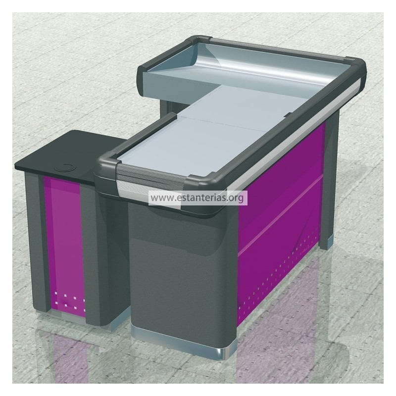 Supermercado > Mueble caja Monobloque > Mueble caja 170 cuba