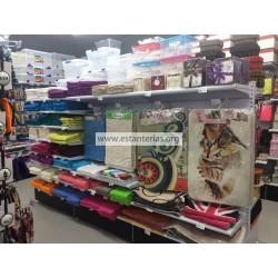 Estanterias supermercado-bazar
