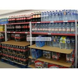 Estanterias para supermercado CARGA