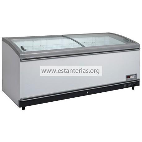 Congelador horizontal 220 cms
