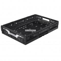 Caja plegable negro