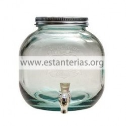 Dispensador de cristal