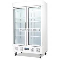Vitrina Refrigerada doble puerta