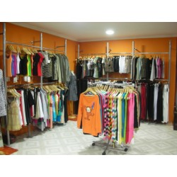 Estanterias para tienda ropa