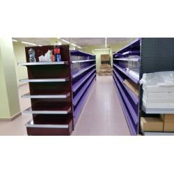 Estanterias para supermercados