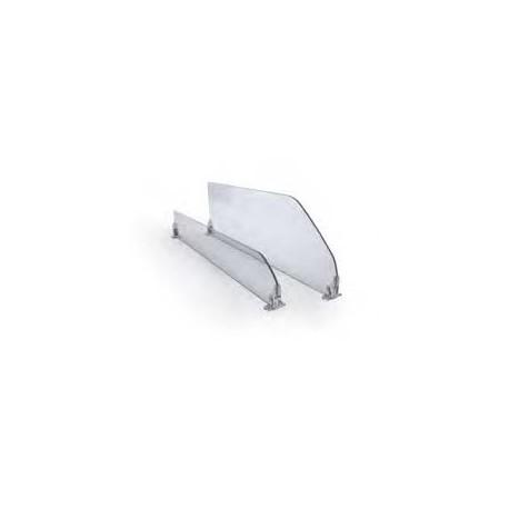 Separador de estante 40 cms