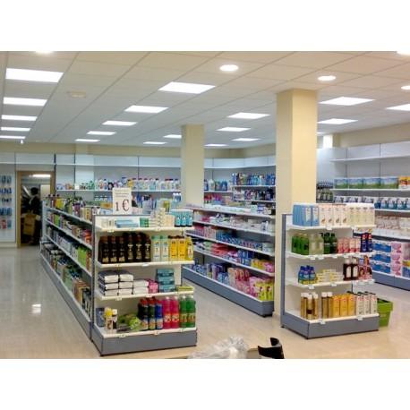 Estanterias Supermercado