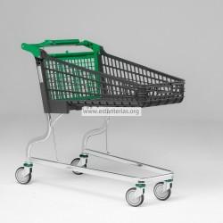 Carro compra 110 litros