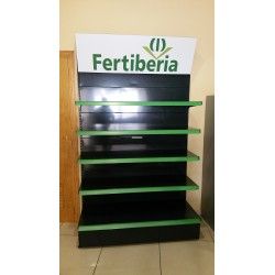 Expositor lineales Fertiberia
