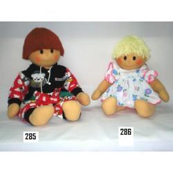 Muñeco niño escaparate