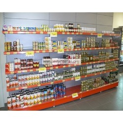 Estanterias Alimentación y supermercado