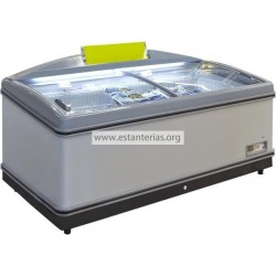 Congelador horizontal 194 cms
