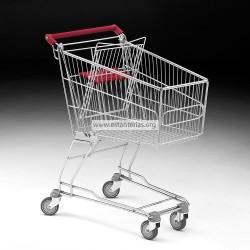 Carro supermercado 100 litros