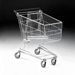 Carro supermercado 160 litros
