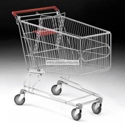 Carro supermercado 210 litros