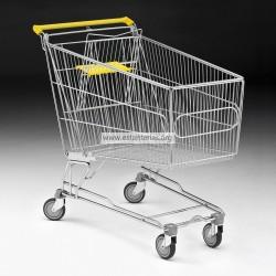 Carro supermercado 240 litros